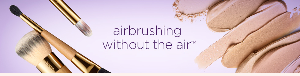airbrushing without the air