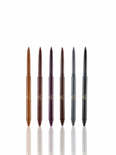 top of the line 6-piece eyeliner set -
