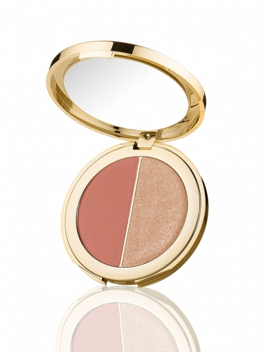 blush & glow blush & highlighter -