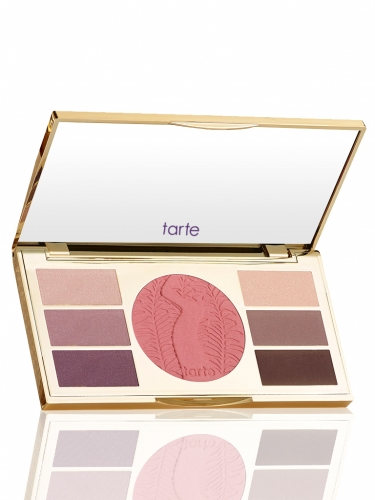limited-edition miracles from the Amazon eye & cheek palette -