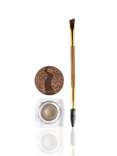 Amazonian clay waterproof brow mousse in grey -
