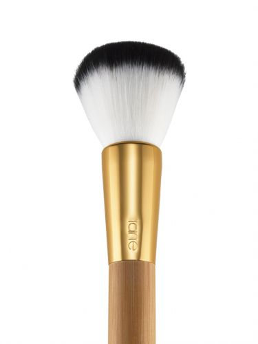 buffy bamboo face powder brush -