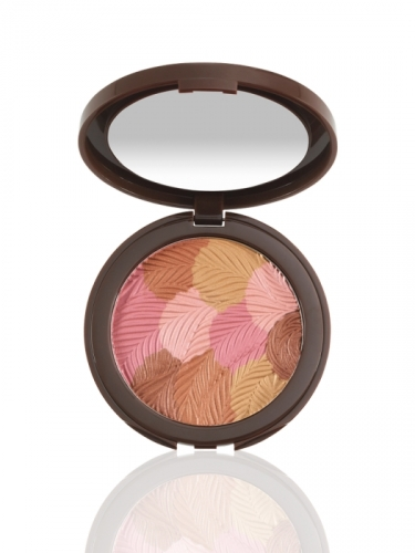 colored clay bronzer blush -
