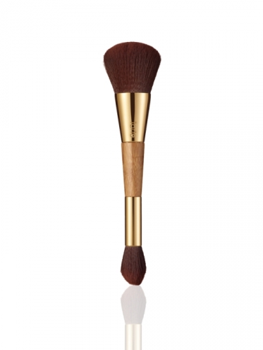 bronze & glow contour brush -