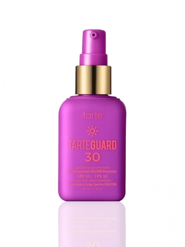 tarteguard 30 moisturizing sunscreen lotion Broad Spectrum UVA/UVB protection SPF 30 -
