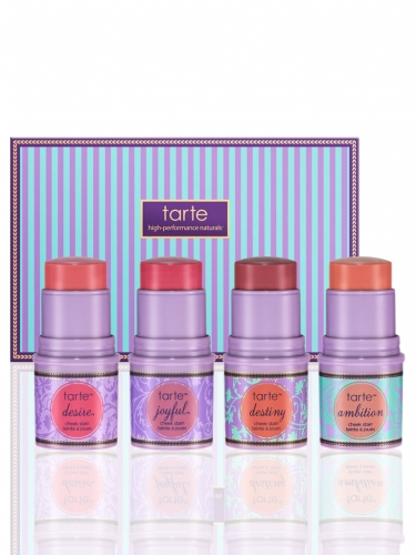 just cheeky deluxe cheek stain set  -