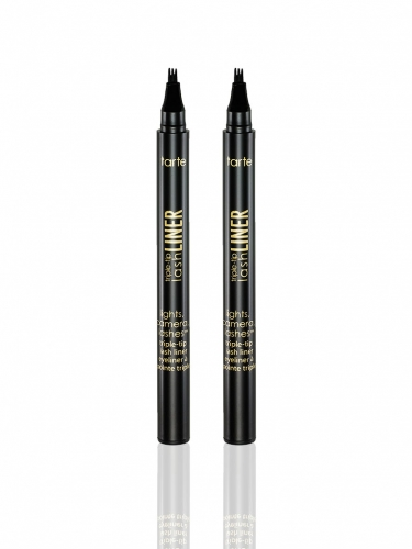 lights, camera, lashes™ triple tip lash liner duo -