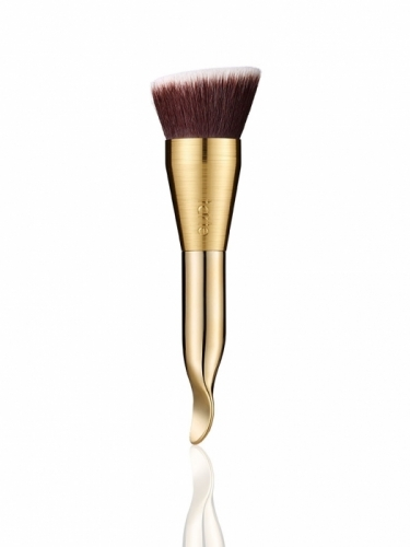 foundation brush & spatula -