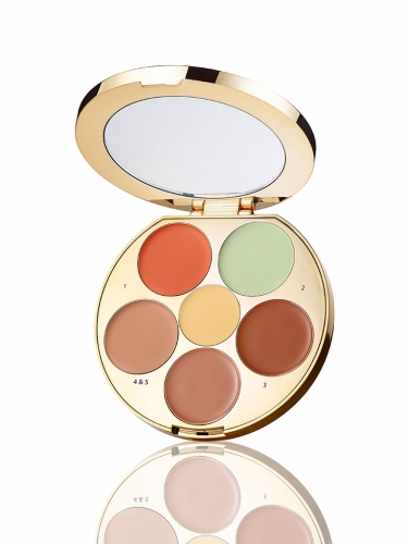 limited-edition wipeout color-correcting palette -