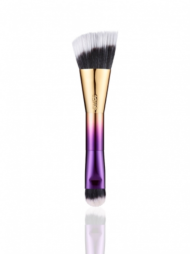 double-ended highlighter brush -