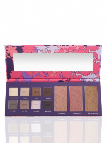 empower flower Amazonian clay collector's palette -