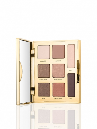 young, wild & free eyeshadow palette from tarte cosmetics