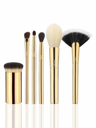 limited-edition tarteist x @NicolConcilio brush set -