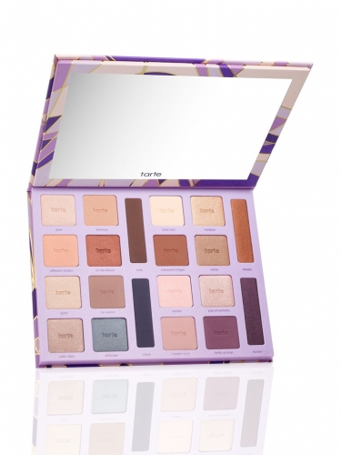 limited-edition color vibes Amazonian clay eyeshadow palette -