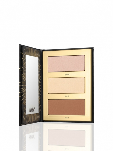 tarteist PRO glow to go highlight & contour palette -
