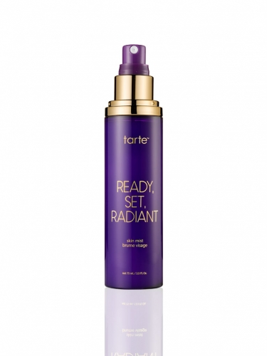 ready, set, radiant skin mist -