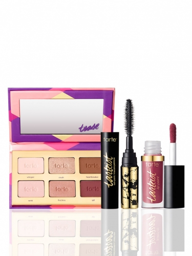 limited-edition tartelette faves discovery set vol. II -