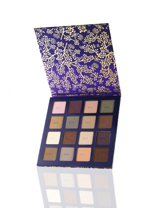 limited-edition Amazonian clay eyeshadow palette