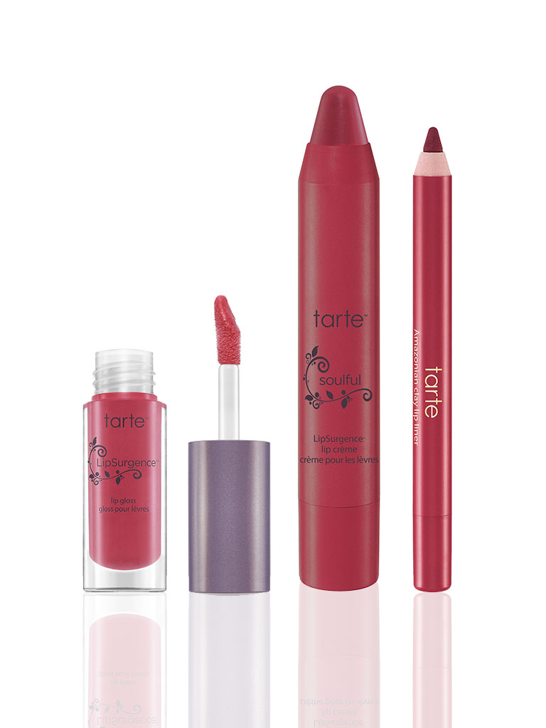 total lip service lip essentials in berry