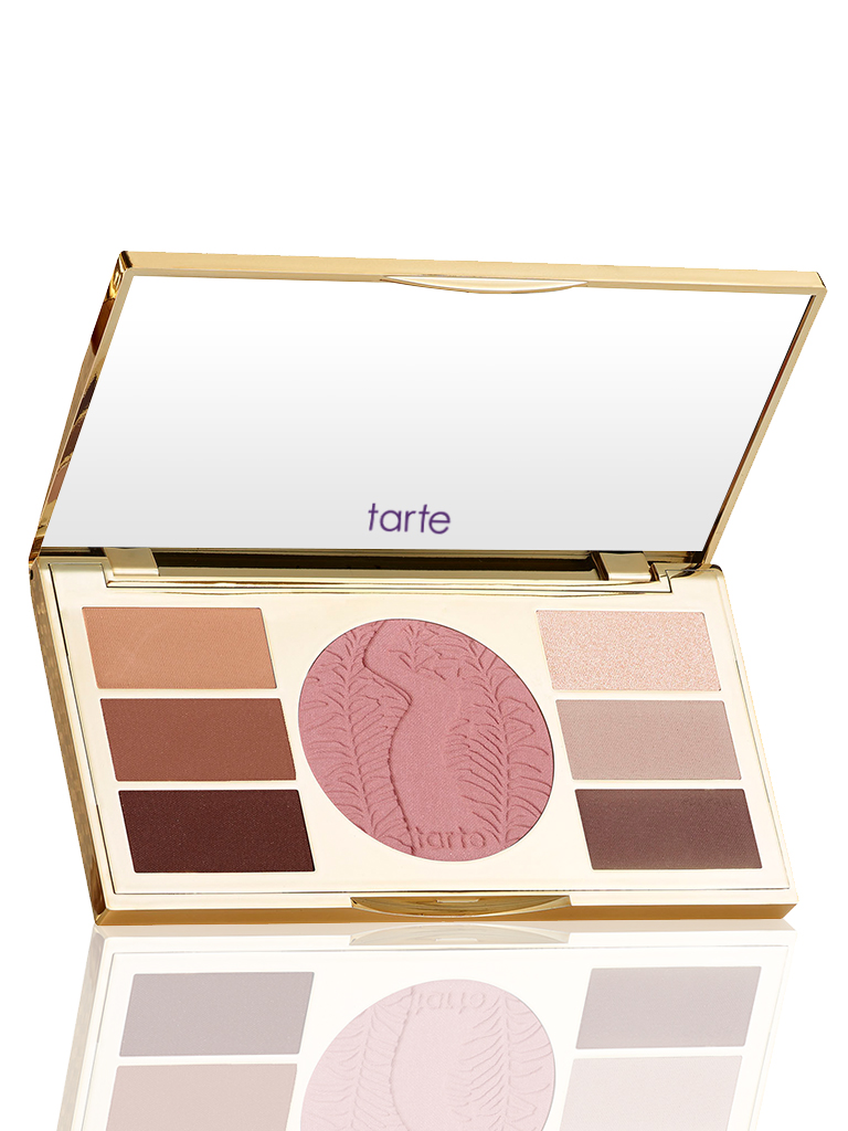 limited-edition be your own tarteist™ eye & cheek palette