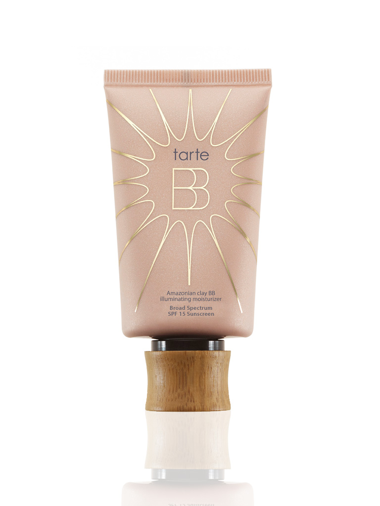 Amazonian clay BB illuminating moisturizer SPF 15