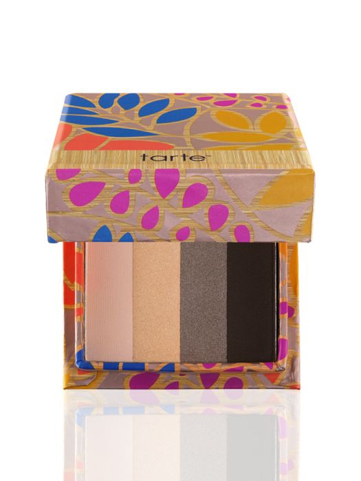 beauty & the box Amazonian clay eyeshadow quad