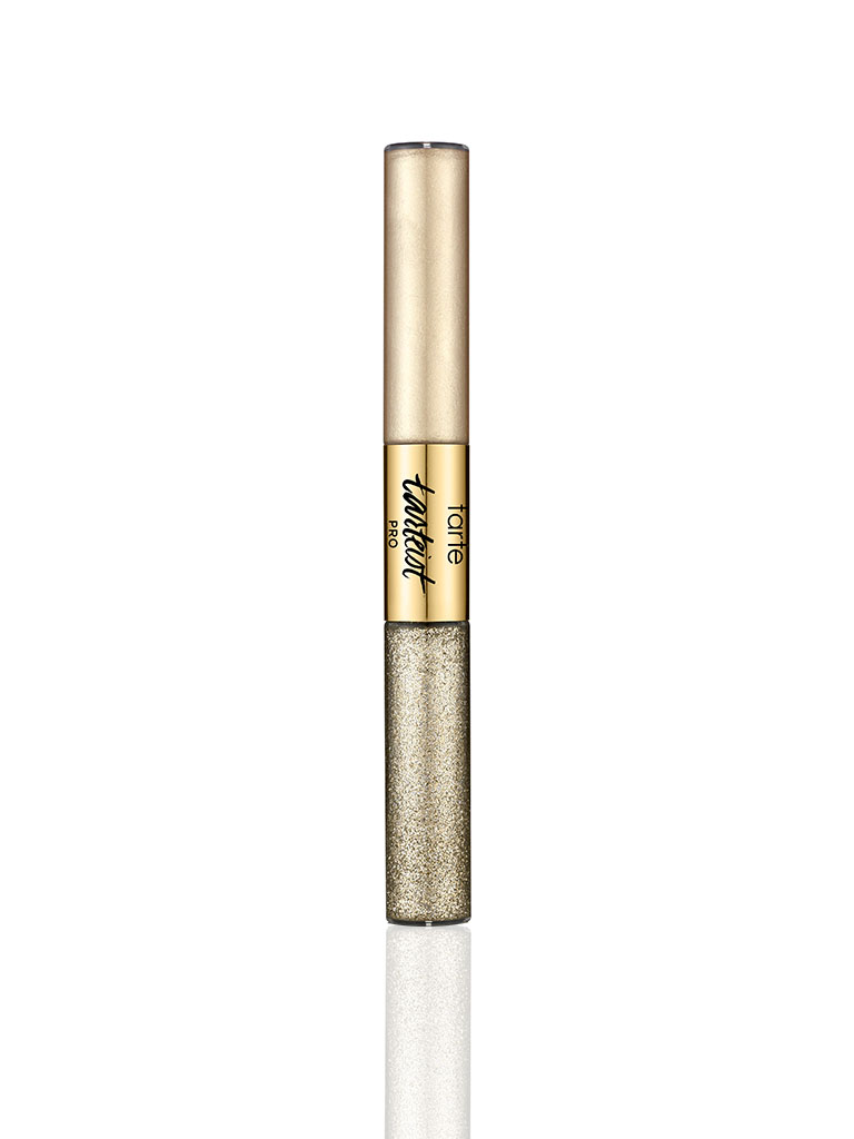 limited-edition tarteist PRO glitter liner in white gold