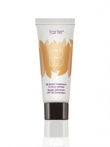 tarte to go™ deluxe BB tinted treatment 12 hour primer Broad Spectrum SPF 30 sunscreen - deluxe BB tinted treatment 12 hour primer Broad Spectrum SPF 30 sunscreen
