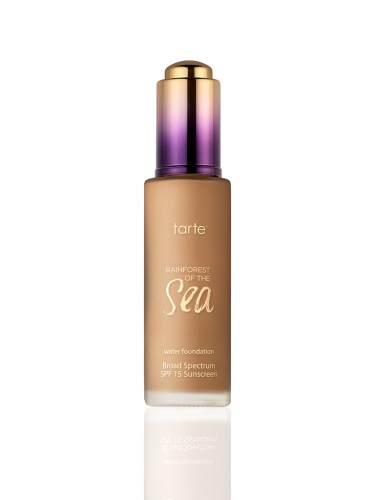 rainforest of the sea water foundation spf 15