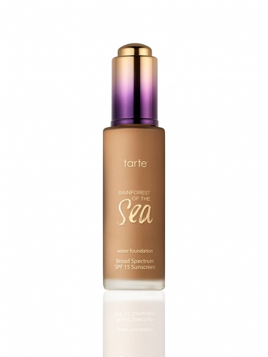 water foundation SPF 15