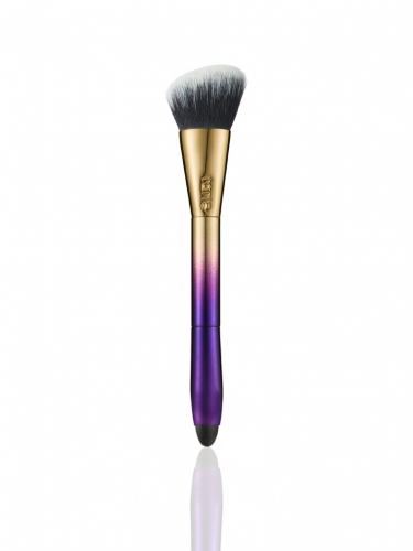 limited-edition double-ended cheek & lip brush -