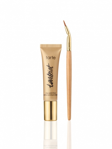 tarteist™ clay paint liner & brush -