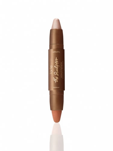 the sculptor double-ended contour & highlighter -