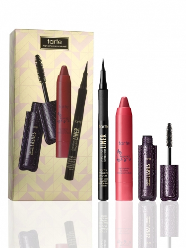 legendary lips & lashes gift set -