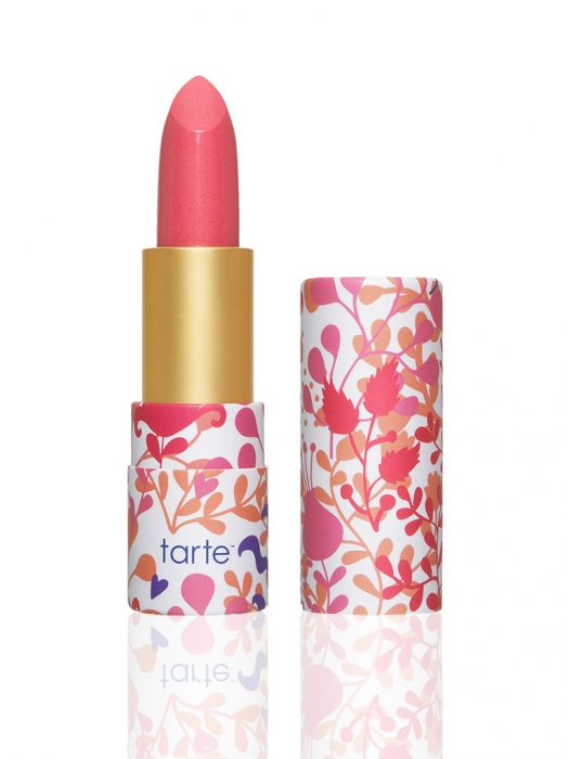 Tarte Makeup Brushes: Amazonian Butter Lipstick