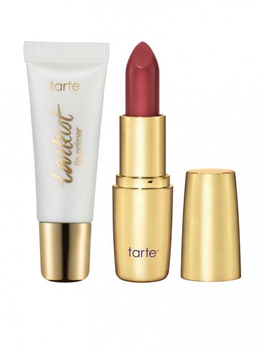 Tarteist™ Lip Primer & Coconut Oil Lipstick