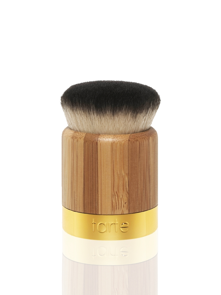 Bamboo Makeup Brushes: Airbuki Bamboo Powder Foundation Brush