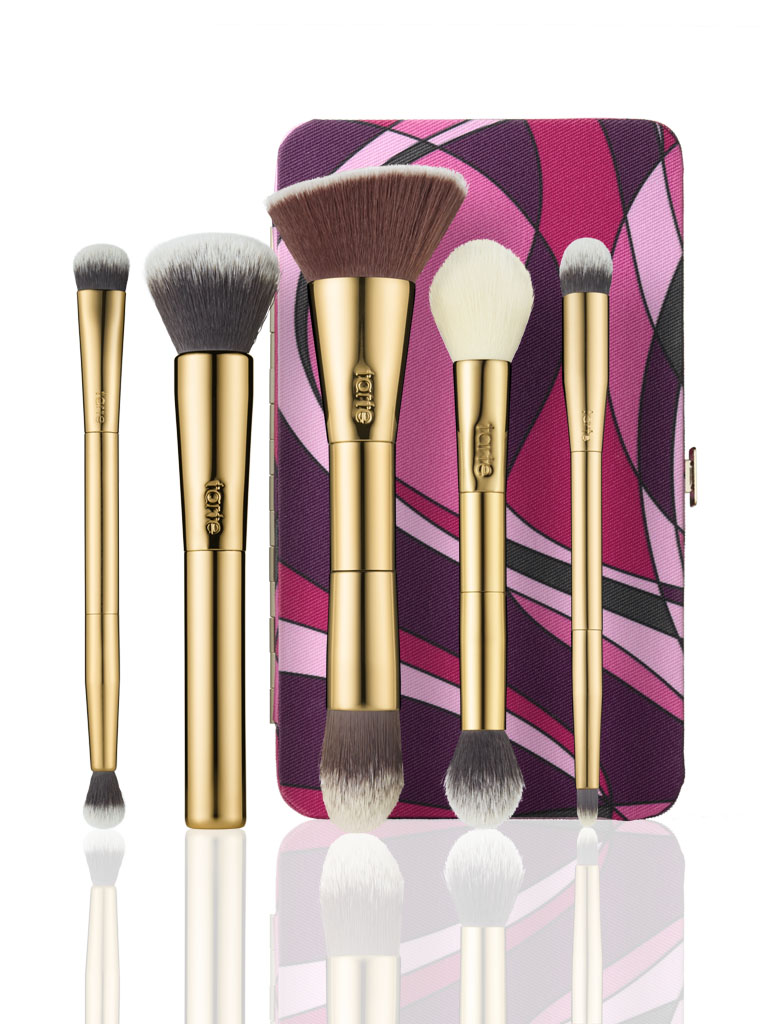 Tarte Makeup Brushes: Limited-edition Tarteist™ Toolbox Brush Set & Magnetic